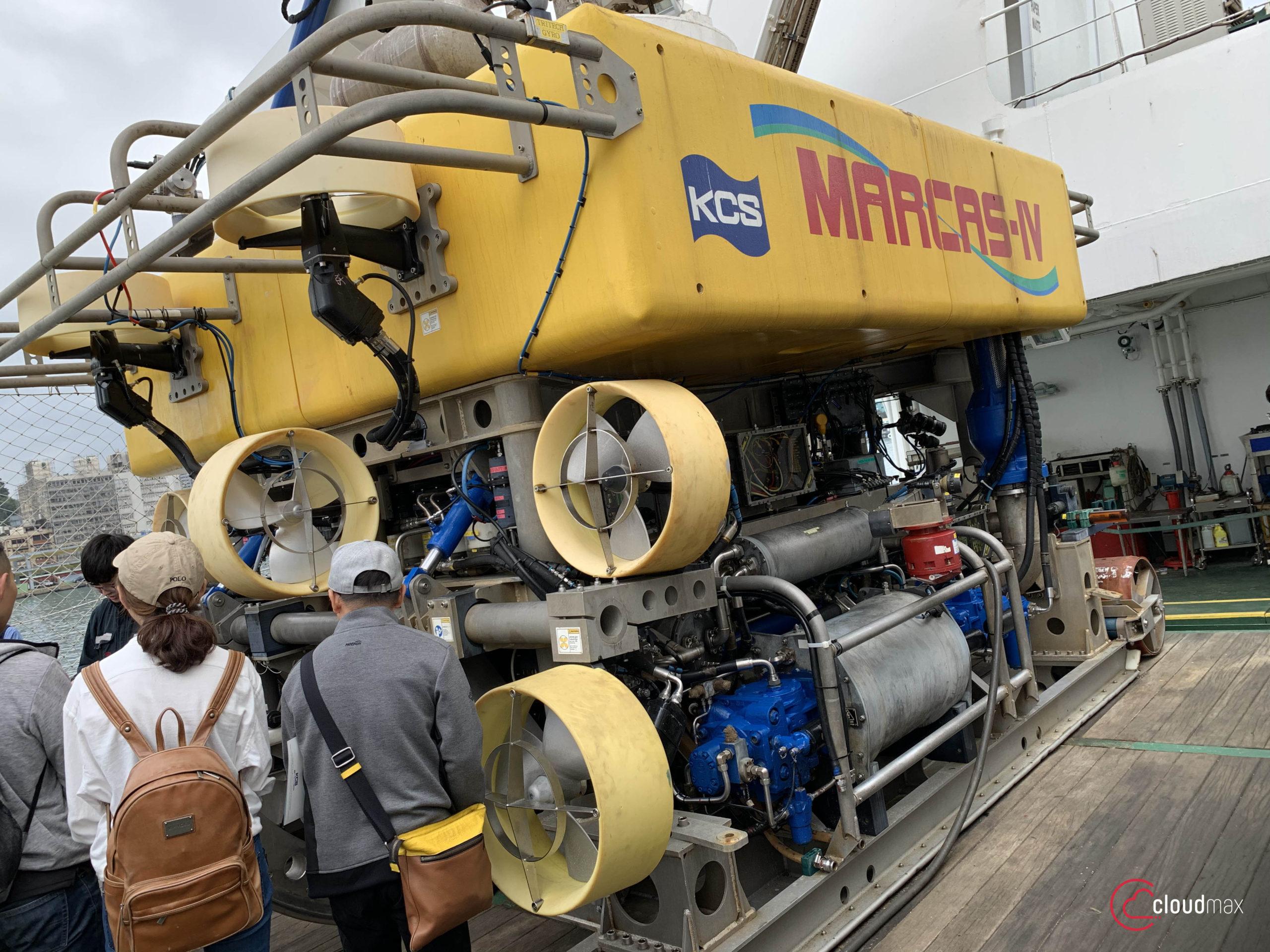 ROV 水下探測載具
